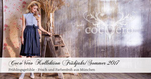 CocoVero Kollektion Frühjahr/Sommer 2017