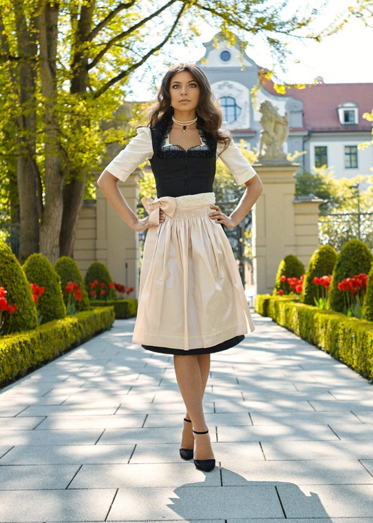 Ninnerl Dirndl Theresia