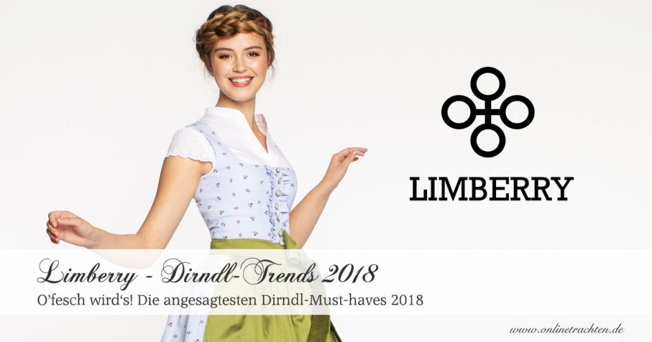 Limberry - Dirndl-Trends 2018