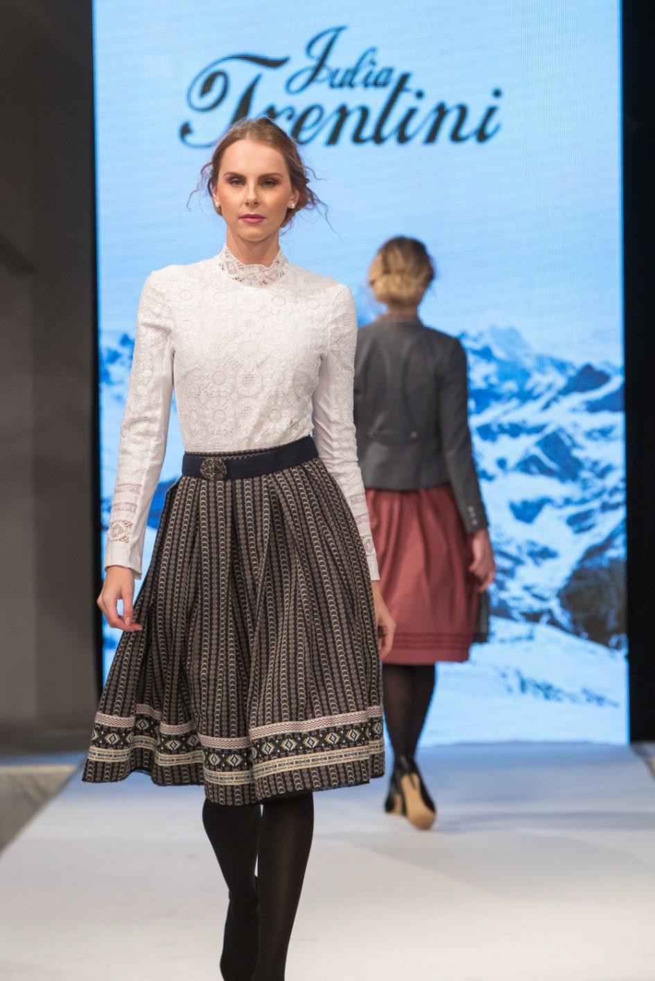 Julia Trentini / Gipfeltreffen 23.01.18 Salzburg