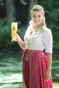Sabine-Anna Ullrich, VII. Bayerische Bierkönigin 2016-2017