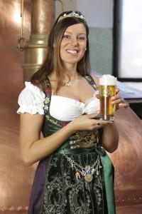 Franziska Sirtl, I. Bayerische Bierkönigin 2009-2011