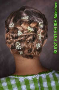 Dirndl- & Wiesn-Frisuren 2014/2015