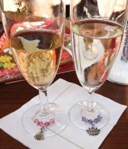 herzhirsch® Weinglasringe