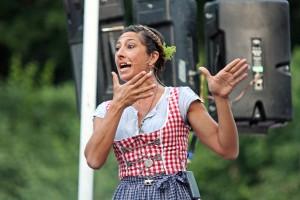 Tanzmeisterin Katharina Mayer