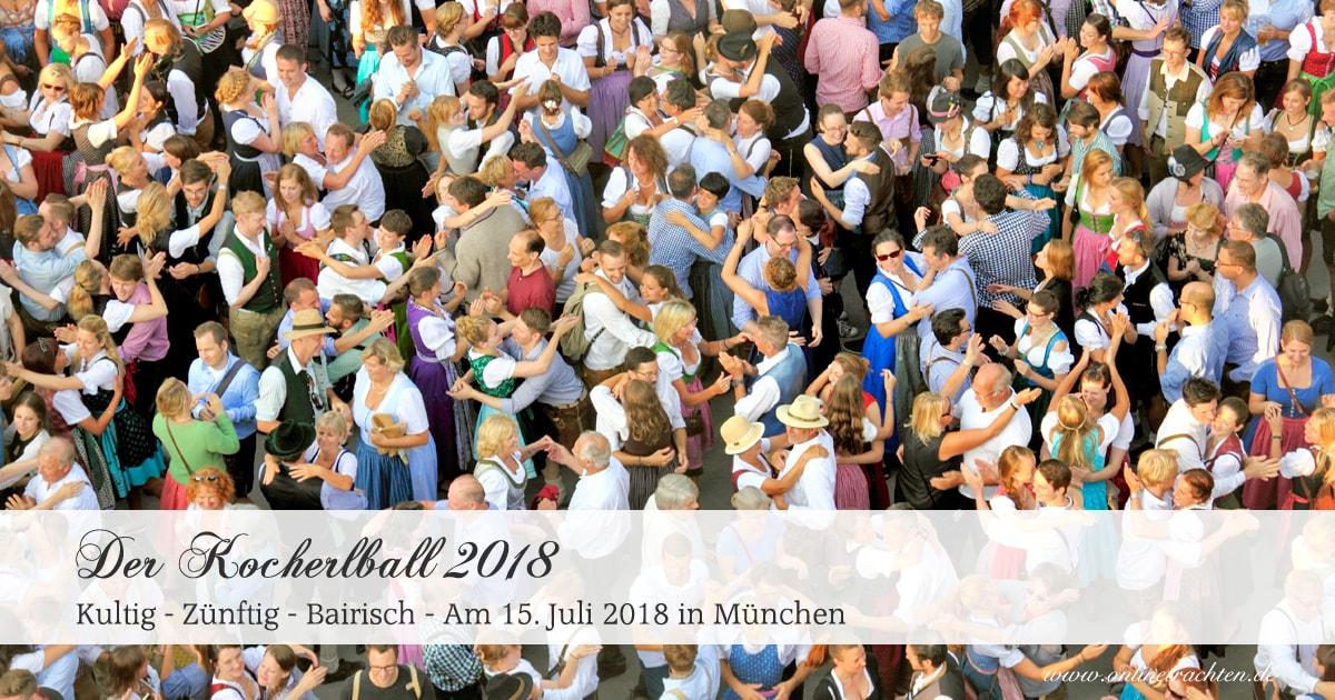 Der Kocherlball 2018