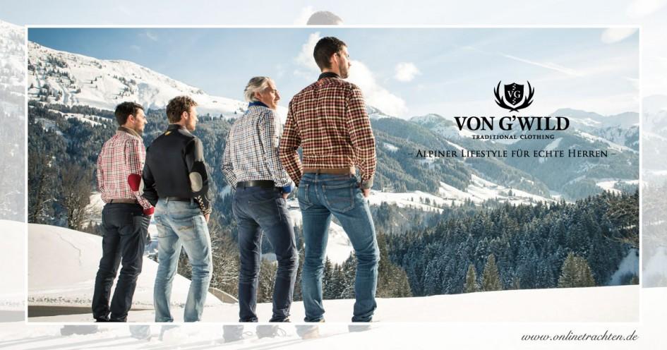 VON G'WILD – Kollektion Herbst/Winter 2015