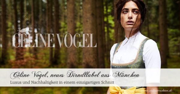 Céline Vogel, neues Dirndllabel aus München