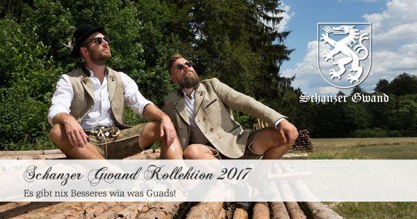 Schanzer Gwand Kollektion 2017