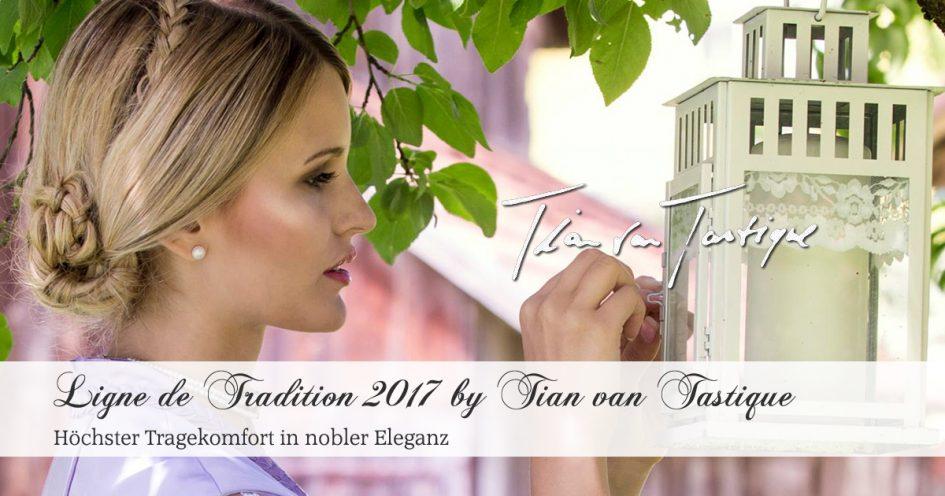 Tian van Tastique - Ligne de Tradition 2017