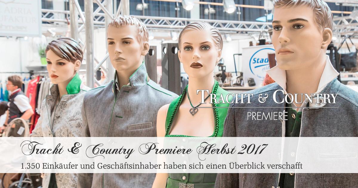 Tracht Country Premiere Herbst 2017 Dirndl Trachten Blog
