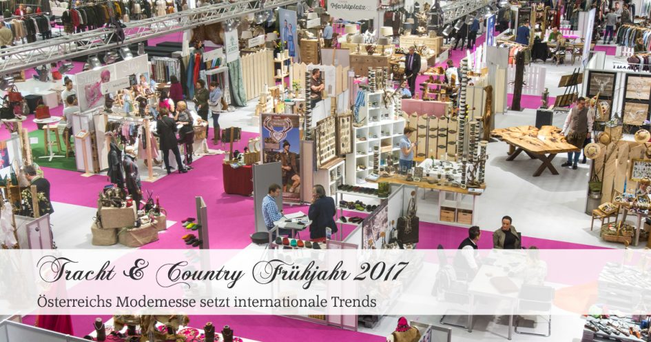 Tracht & Country Frühjahr 2017 - Copyright: Andreas Kolarik