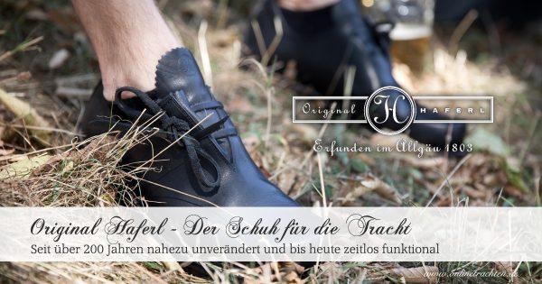 Original Haferl - Der Schuh für die Tracht