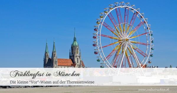 Events: Frühlingsfest München