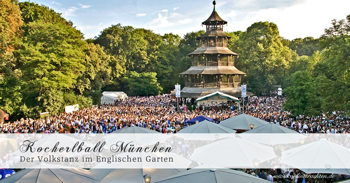 Kocherlball München