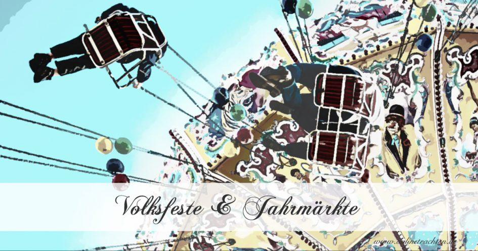 Events Volksfeste & Jahrmärkte