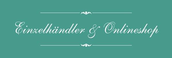 Kategorie Einzelhändler / Onlineshop