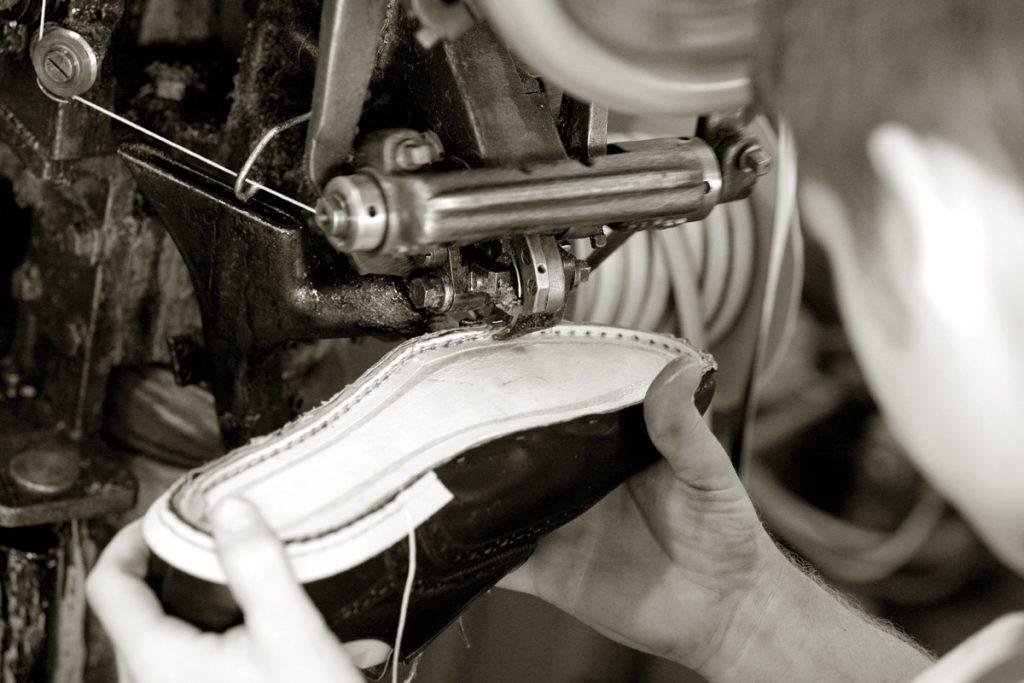 Viel Handarbeit, aber Maschinen erleichtern manche Tätigkeiten