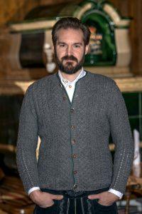 Pezzo Strick, von Hand gefertigte Jacken
