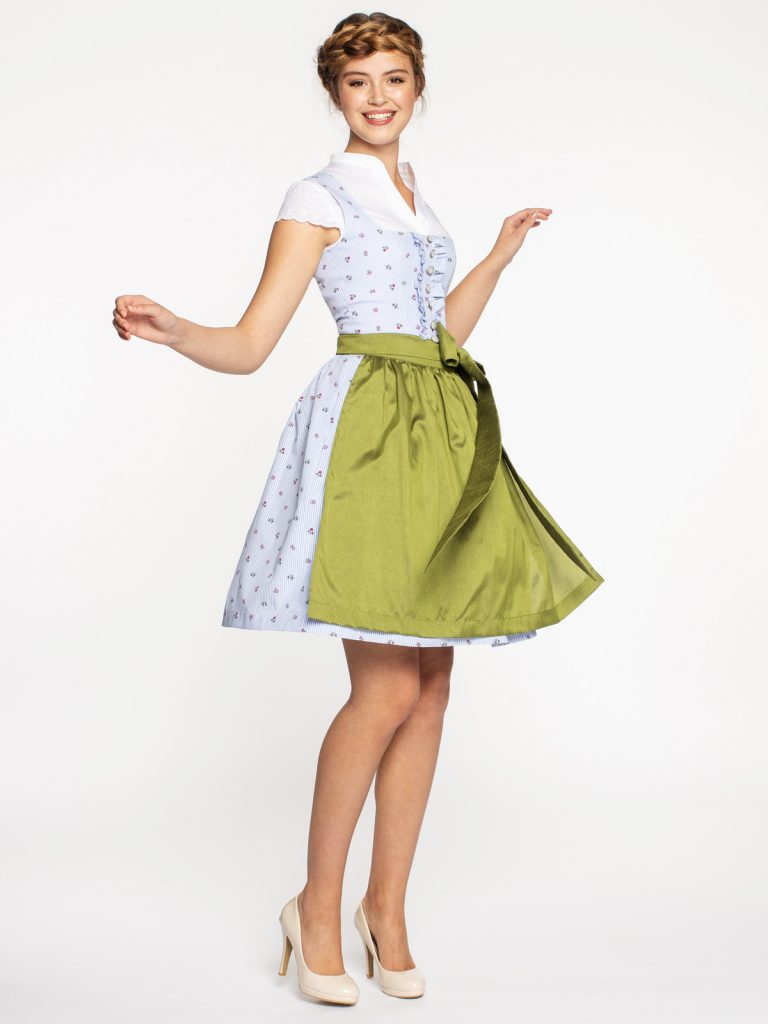 Miss LIMBERRY Dirndl Summer Blue