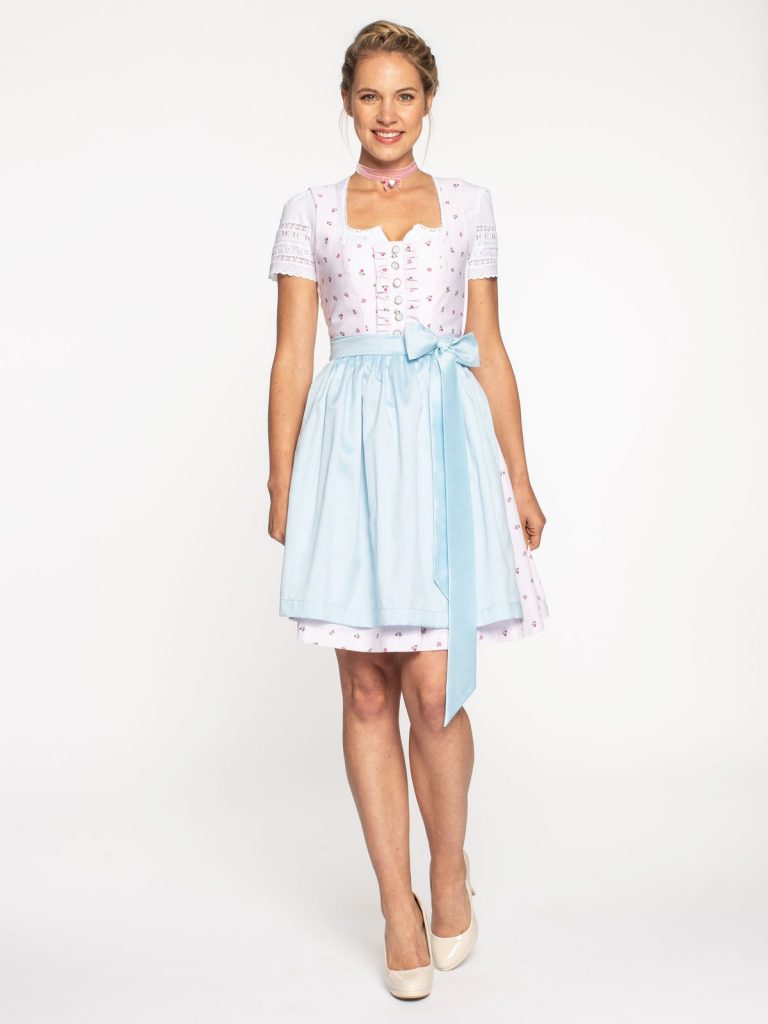 Miss LIMBERRY Dirndl Summer Rose